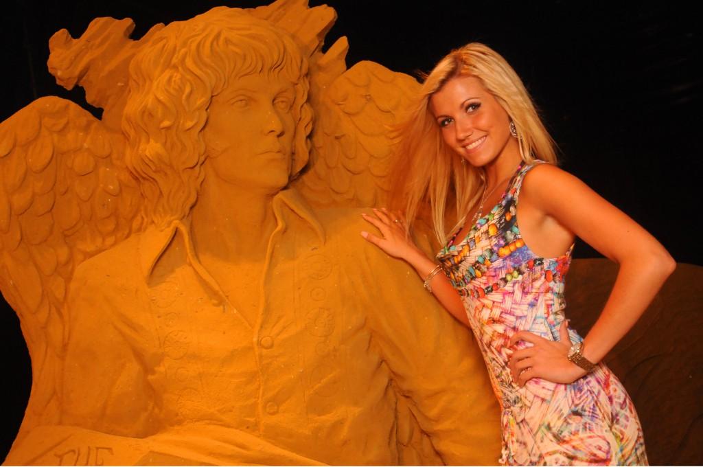 MB 2013 Fotoshoot Zandsculptuur Blankenberge 74