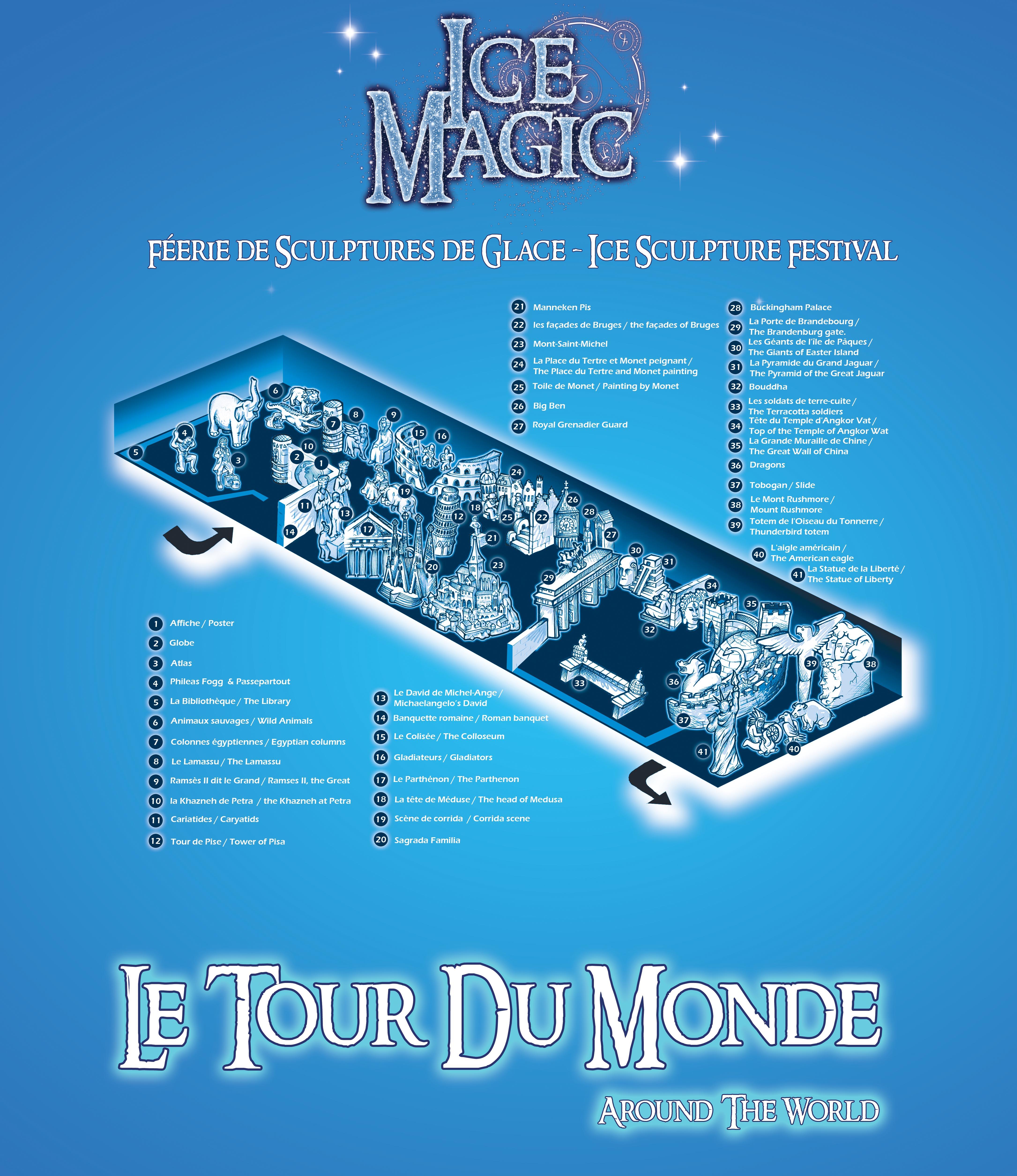 Jean-Marie Bodet et Francis Vandendorpe, Administrateurs de la société Snowbodd, en collaboration avec le Marché de Noël Champs Elysées et le Monde Festif.