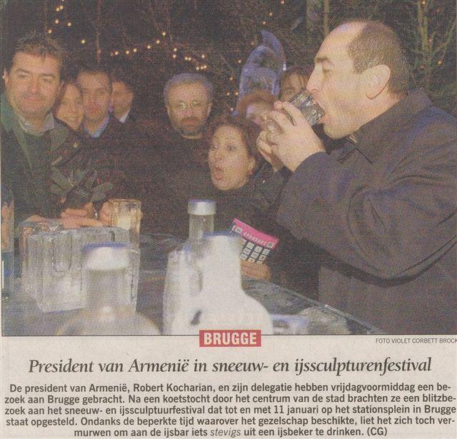 Brugge 2003