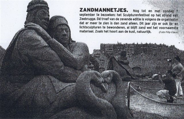 Zeebrugge 2003