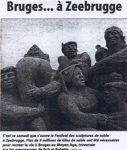 La Dernière Heure 3 zand 2003