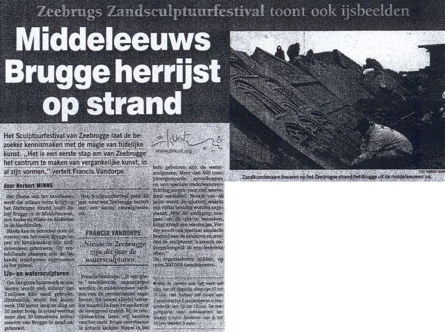 Nieuwsblad 4 zand 2003